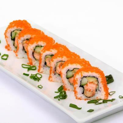 Sushi Senz te invita a despertar tus sentidos con sus Rolls Japón.